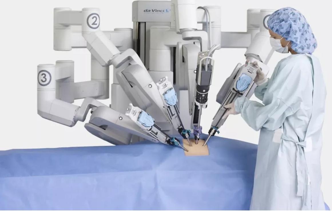 达芬奇手术机器人全球第二个生产基地落户上海,提供全球1/9机器人产量!